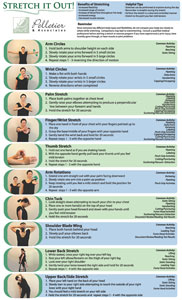 Stretch and Flex Program Workstation Handout